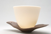 Colin's unglazed ceramics