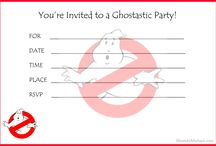 Ghostbusterfeestje