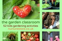 Gardening with children / by Nancy newellwoods@yahoo.com