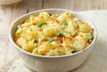 Découvrez la recette Gratin de pommes de terre, carottes et haricots verts sur cuisineactuelle.fr.
