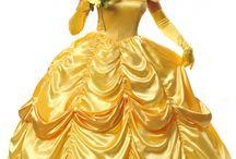 Disney & Princesses - Belle | Rapunzel | Tinkerbell / x1028 c5-3 1185 e1186 f1317 g1544 h1561 j1845 o1863 bi34 / by Kythoni