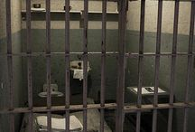 PRISON CELL PROP