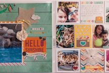 Craft - Scrapbook Layouts: Project Life & similar / All things Project Life or similar brands/styles