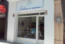 tienda fisica de labores a mano en Pamplona