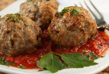 """All About: Meatballs / by Adelle """"Isay"""" Q-Lauifi"""