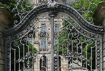 Ворота & двери