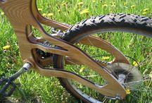 Rowery z drewna