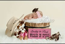 Horse Theme Photoshoot Baby