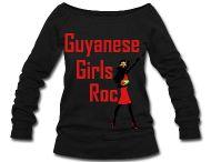Shop Guyanese Girls Rock Apparel / Guyanese Girls Apparel