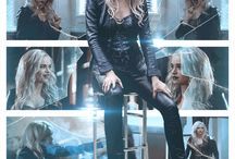 Caitlin Snow-The Flash / play by: Danielle Panabaker