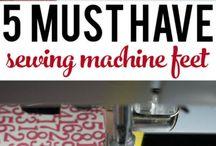 Sewing Machine Things