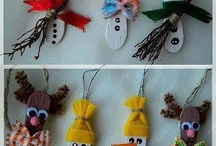Ice cream spoons for sanyasi reindeer snowman