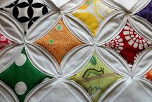 Venster Kathedraal Quilts