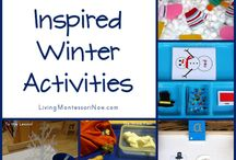 Winter activities / Winter activities