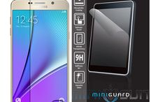 Galaxy Note 5 Screen Protectors | MiniSuit