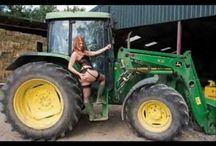 oldtimer and tractors