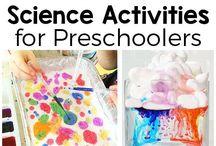 Pre Schooler Activities