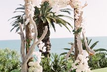 *Arches for Ceremonies* / Pin curated by EMA Giangreco Weddings www.emagiangreco.com