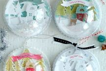 karácsonyi és téli dekoráció