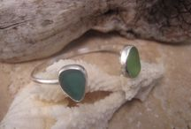 Kai Candy Jewelry / Here you will find quality, handcrafted, authentic sea glass and shell jewelry. The sea glass and shells are collected from shores across the globe! http://kaicandyjewelry.com/