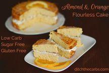 Sladké narozeniny (gluten, sugar free)