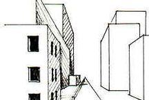 Architektur-Perspektive