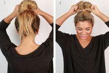 Peinados para cabello