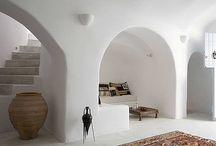 Řecký styl interieru