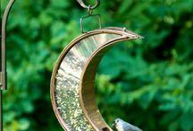 Bricolage mangeoires oiseaux