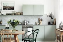 kitchen & dinning / sommer house