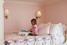 little girl room. / by Arlene Molina