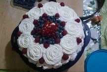 I miei dolci / Le torte che ho realizzato