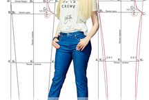 джинсы от А. Корфиати