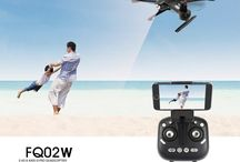 FQ777 FQ02W Selfie Drone RTF Quadcopter / Only 59.99 € + FREE SHIPPING Get one now>> https://goo.gl/rLf20r