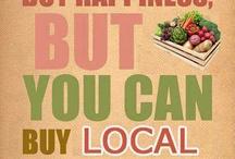 Local and organic
