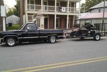 Black is back. 1987 GMC low rider and the #3