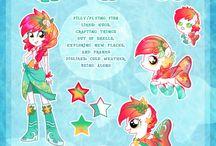 Pony OCs