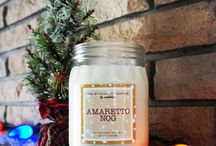 Candle Goodies / by Jennalee (getmyhandsnerdy) Odom