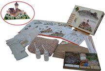 Kits de construcción - Building sets / Imágenes referentes a los kits de construcción de Aedes Ars. Aedes Ars building sets concerning pictures.