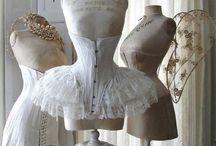 corsets and crinoline
