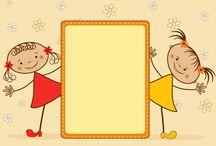 Рамки, открытки