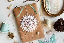 Geschenke/Verpackung