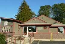 The Hospital / McMonigle Veterinary Hospital, PLLC was founded in 1974 and was remodeled in 2010