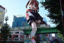 Weird is Japan