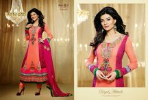Buy Bollywood Replicas Suits Online / Jugniji.com : A huge sparkling collection of Indian ethnic wear in our attention-grabbing online showroom whose variety is growing every month. ##