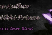 Author Nikki Prince
