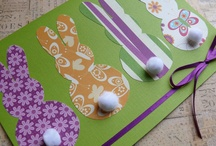 Easter cards and craft