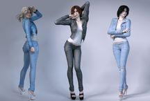 3D showcasing