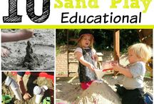Outdoor activities / Outdoor activities for toddlers and young children