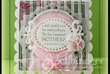 Mother and Father's Day cards and projects / Cards for Mother's Day and Father's Day  / by Susan L. Garvin